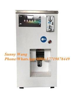 Нержавеющая сталь 3 вкуса мягкий Автомат Для Мороженого Торговый автомат для мороженого оборудование для производства мороженого на прода...
