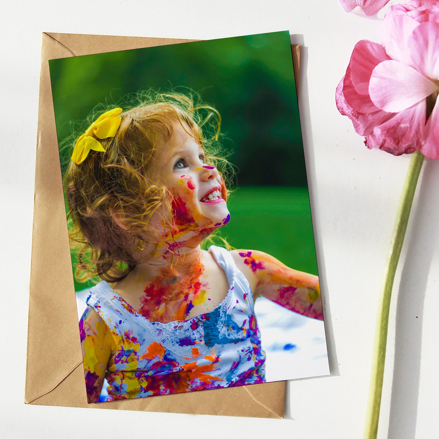 100sheets Glossy  Photo Paper 4R 6inch 4x6 Waterproof For Inkjet Printer Paper studio Photographer Photographic Color Coated 3