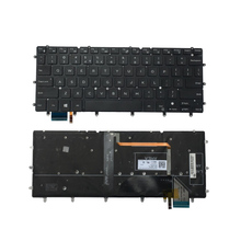 NEW Laptop English Backlit Keyboard For DELL Inspiron XPS 13 9343 13 9350 9360 new for samsung np 900x3b 900x3c 900x3d 900x3e laptop keyboard backlit br brazil no frame big enter