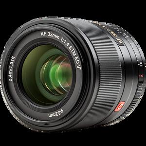 Image 5 - VILTROX AF 33mm AF33mm f/1.4XF אוטומטי פוקוס קבוע פוקוס עדשת F1.4 עדשה למצלמה Fujifilm X הר X T3 X H1 X20 X T30 X T20 X T10