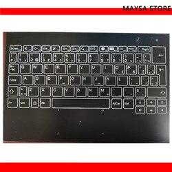 100% جديد الأصلي الإنجليزية لوحة المفاتيح ل 10.1 لينوفو اليوغا كتاب YB1-X90L YB1-X90F YB1-X91L YB1-X91F الجمعية لوحة المفاتيح