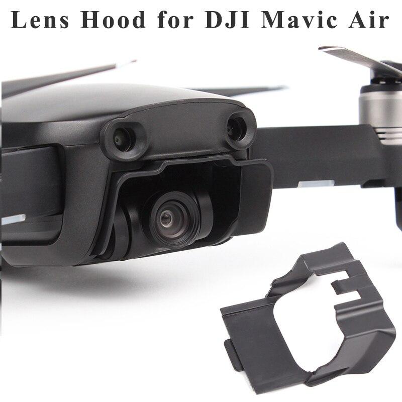 Mavic Air Lens hood Protector Sun Shade Glare Shield Gimbal Shade Anti Flare Lens Camera for DJI Mavic Air Drone Accessories