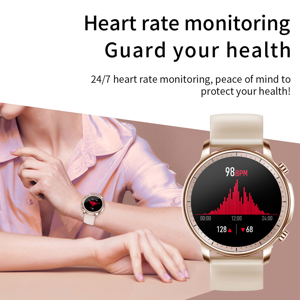 lowest price Haylou Solar Smart Watch LS05 Heart Rate Sleep Monitor IP68 Waterproof 30 Day Battery iOS Android  Sport Men Women