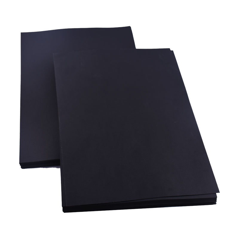 Купить с кэшбэком 80-300gsm Black Card Paper DIY Handmake Card Making A4/A3/8K/4K Craft Paper Thick Paperboard Cardboard Blank Hand Drawing Paper