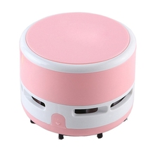 Mini Vacuum Cleaner Portable Desktop Sweeper Handheld Cordless Multifunction Cleaning For Home Office Car