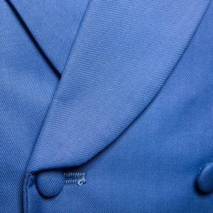 Image 5 - Men Suit Vest Autumn New Solid Jacket Sleeveless Business Casual Male Social Vest Black Gray Blue Fashion Plus Size Waistcoat