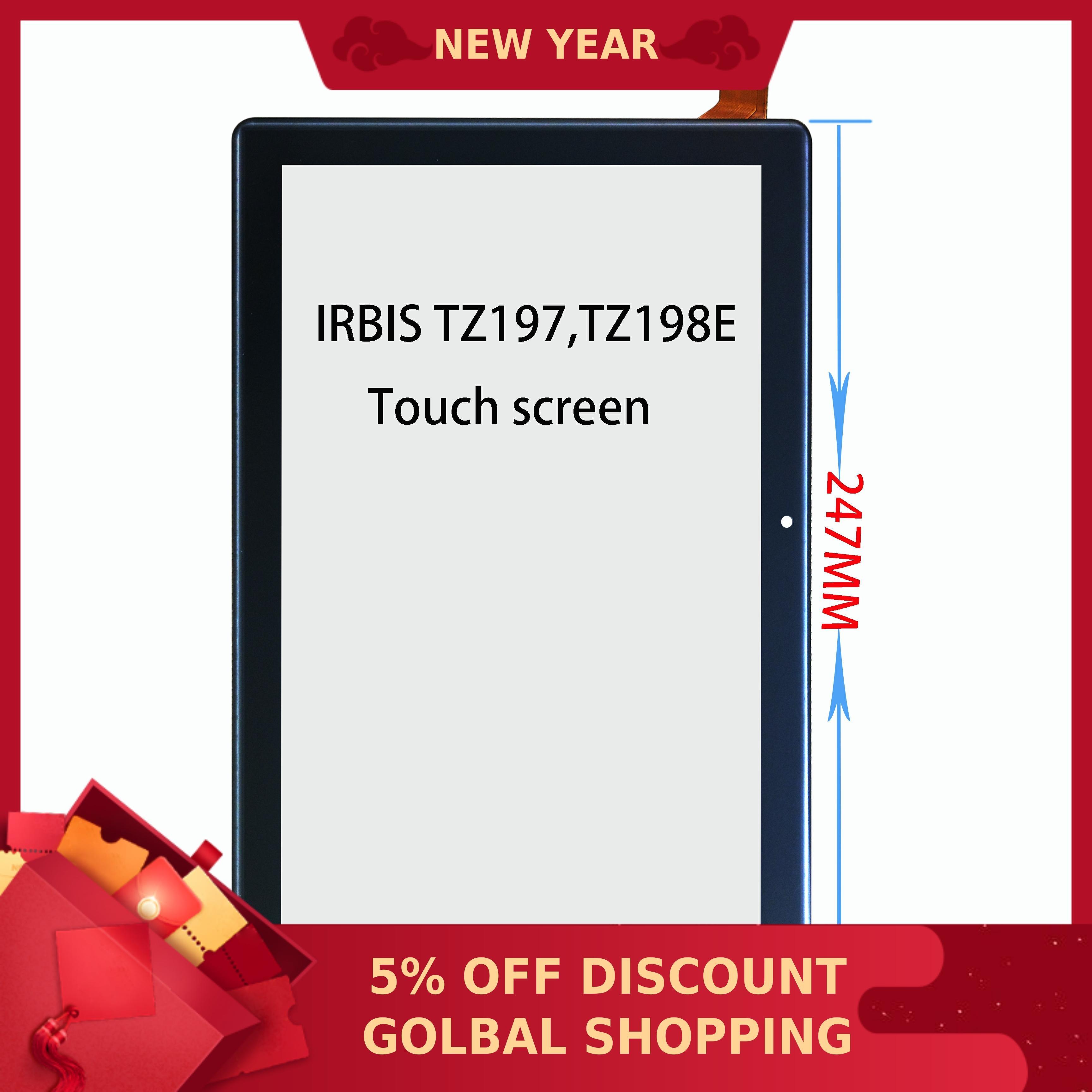 10.1/'/' Touch Screen Digitizer Glass For eStar Grand HD Quad Core MID1198