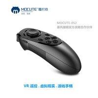 MOCUTE052-controlador remoto VR para móvil, mando con Bluetooth para iPhone, Android, Smart TV Box, teléfono VR, gatillo