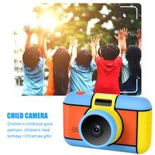 2400W Children Digital Camera Flash Light Selfie Rechargeabl