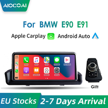 Multimedia-Head-Unit Apple Carplay Android Auto E91 E90 E93 E92 Wireless 3-Series