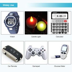 Image 2 - PUJIMAX original 15Pcs Lithium Battery 15PCS/LOT 3V Li ion CR2016 Button Battery Watch Coin Batteries cr2016 DL2016 ECR2016 GPCR