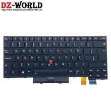 Novo original br brasil teclado retroiluminado para lenovo thinkpad t470 t480 a475 a485 portátil teclado 01ax573 01ax532 01ax491