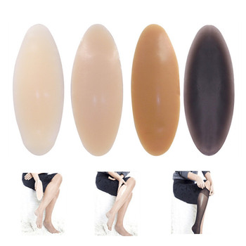 Силиконовые ложки для ног, тонкие, о-образные, кривые, корректоры для ног, мягкие, самоклеящиеся, фиксирующие, о-образные ноги, делают ноги бо...