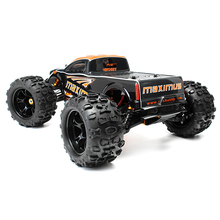 DHK 8382 Maximus RC Car 1:8 120A Radio Control Car High Speed 85KM/H 4WD Brushless Monster Off Road Car Toys Model