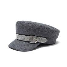 Женская восьмиугольная шляпа на зиму осень, Повседневная Кепка, берет, шапка для девушек, художника, художника, кепка, Мужская кепка с плоским верхом