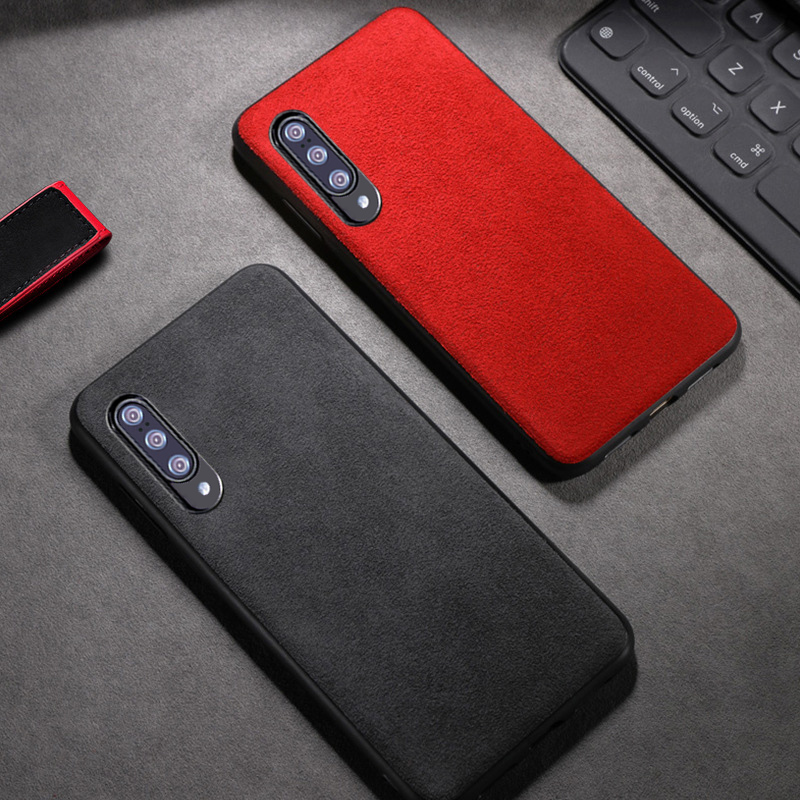 Phone Case For Xiaomi Mi 9 SE 9T 8 A1 A2 A3 Lite Mix 2S 3 Max 3 Suede leather Soft Cover For Redmi Note 7 5 6 8 Pro 6A 7A