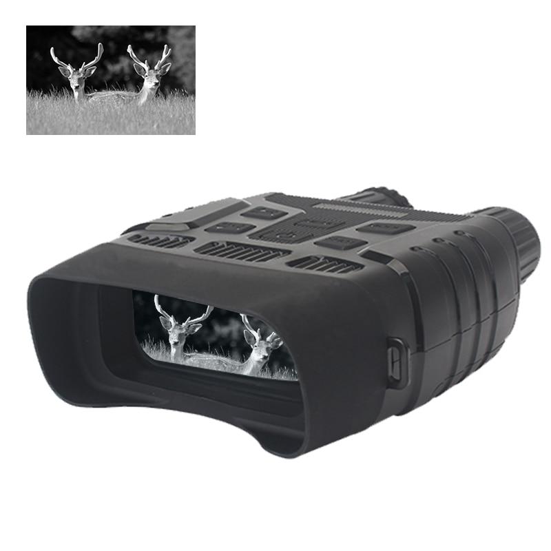 NV300 IR Binocular Night Vision Device with 32GB TFCard Digital Night Vision Telescope