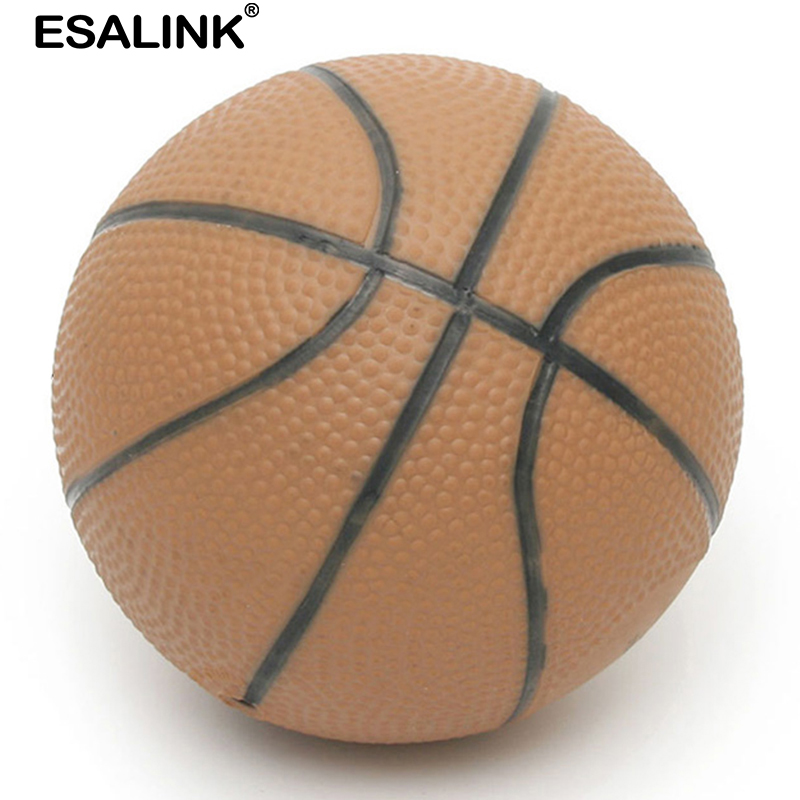 ESALINK 12Cm Ball Kids Outdoor Toys Mini Basketball Sport Inflatable Rubber Balls Safe Non Toxic Games Balls For Kids