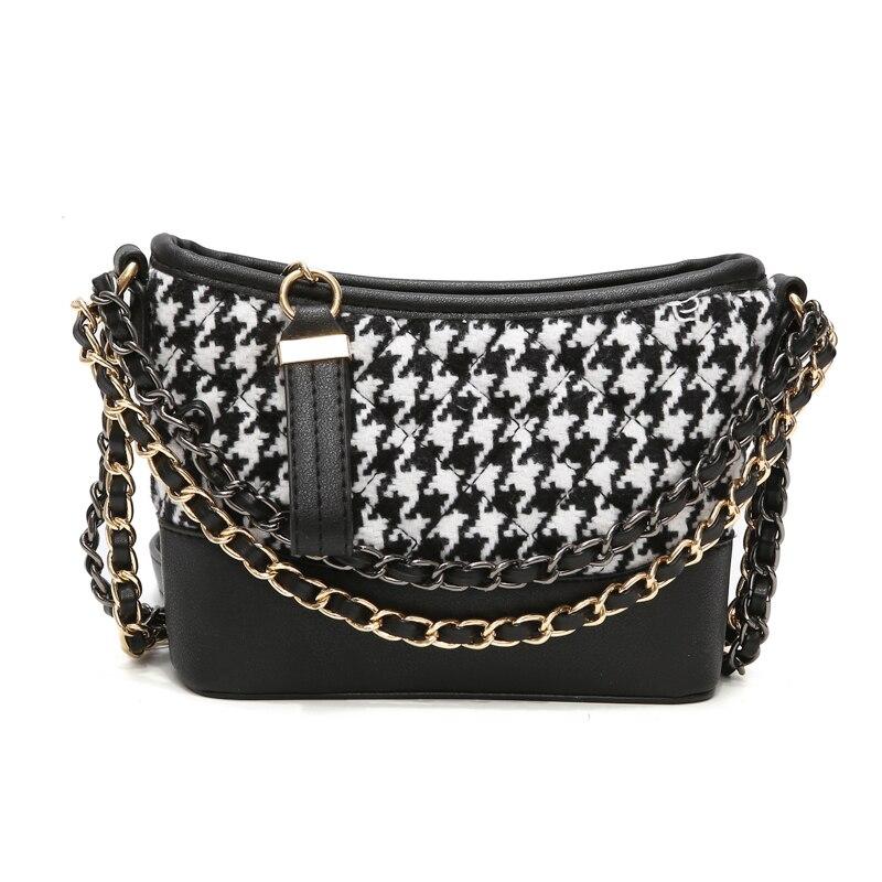 Women Celeb Chain Shoulder Strap Bag Purse Handbag Ladies Fashion Bags