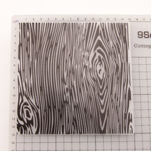 Tree Lines Transparent Stamps Stencil Plastic Embossing Folder Stencils Decor Crafts Cards Making Silicone Rubber