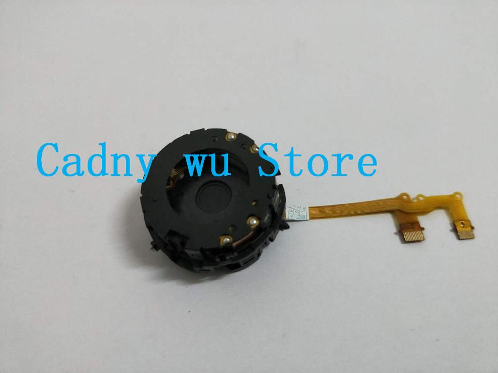 Original Shutter UnitLens Aperture Group Flex Cable For Canon For PowerShot G10 G11 G12 Repair Part
