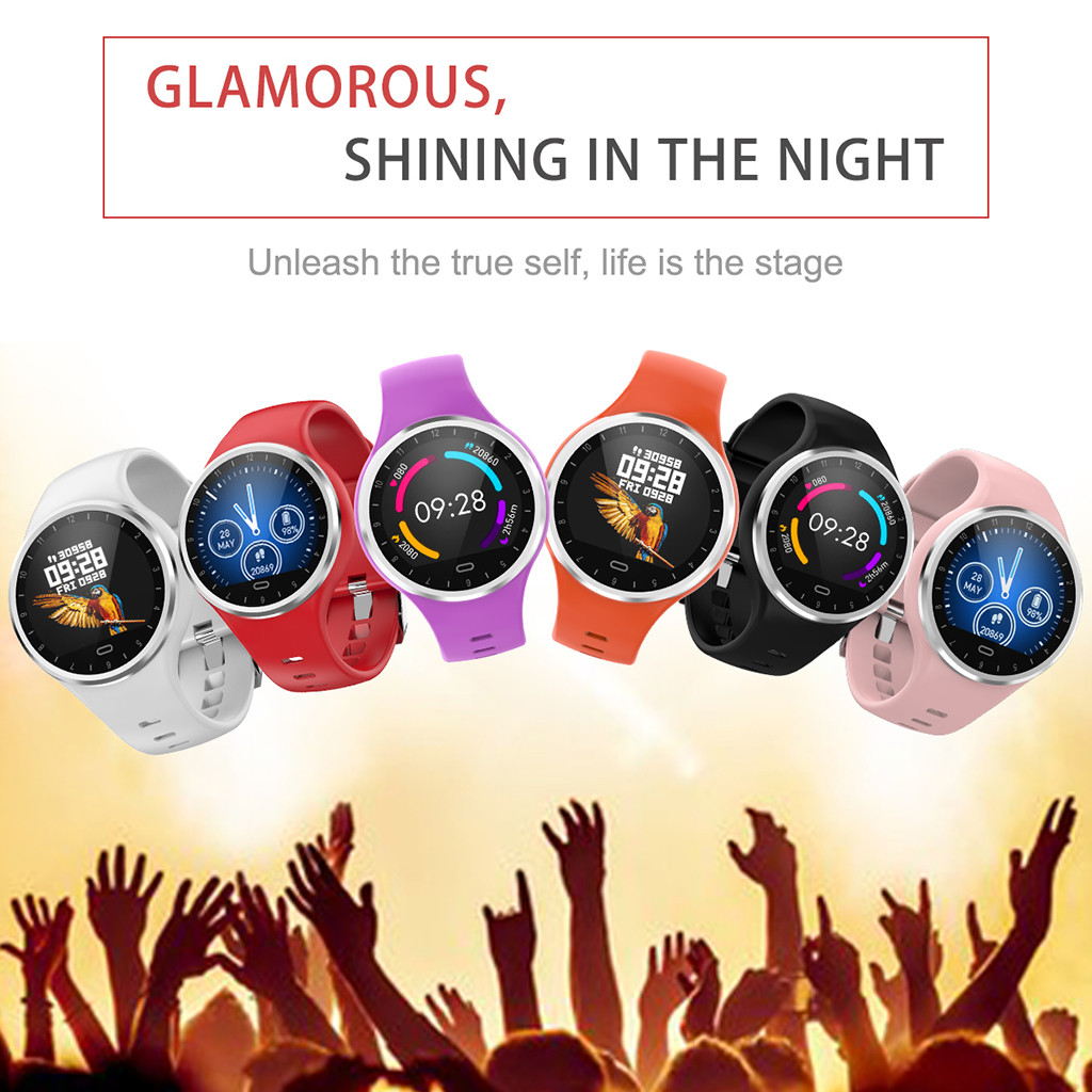 Smart Watch Android iOS Sports Fitness Calorie Wristband Wear Smart Watch smart watch waterproof heart rate monitor blood