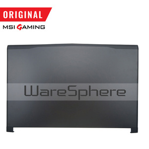 Image 2 - New Original for MSI GE72 LCD Front Bezel 307791B214 / Back Cover Rear Lid 307791A212Y31/ Bottom Case 307791D2A6TA2 / Palmrest