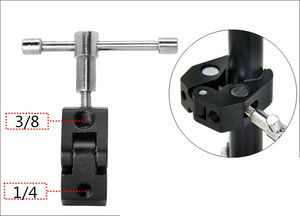 Image 5 - Jadkinsta 7 inch 11 inch Adjustable Friction Articulating Magic Arm Super Clamp For SLR LCD Monitor LED Light Camera Accessories