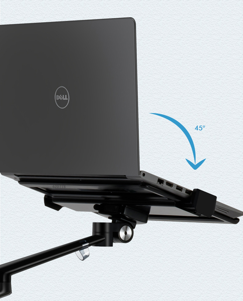 Купить с кэшбэком UP-8A Multifunction 3 in1 Computer Floor Stand forLaptop/Tablet PC/Smartphone Holder Height/Angle Adjustable with Mouse Tray