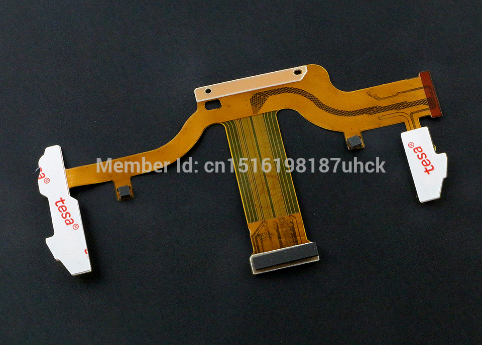 ChengChengDianWan Original New Replacement LCD Display Screen Main Motherboard Ribbon Flex Cable For Pspgo PSP GO