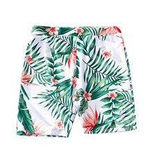 Новейшая одежда для купания с принтом для мальчиков; купальный костюм для мальчиков; детские плавки для мальчиков с цветочным принтом; одежда для купания для мальчиков; Strój Kona pielowy#3