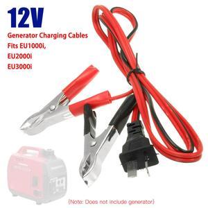 Высококачественный генератор чемоданов 12 В, зарядный свинцовый кабель для генератора Honda EU1000i EU2000i carro, оптовая продажа, быстрая доставка, CSV