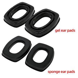 Image 4 - 하니웰 임팩트 스포츠 귀마개 전술 헤드셋 전자 슈팅 방한용 귀 가리개 용 젤 이어 패드