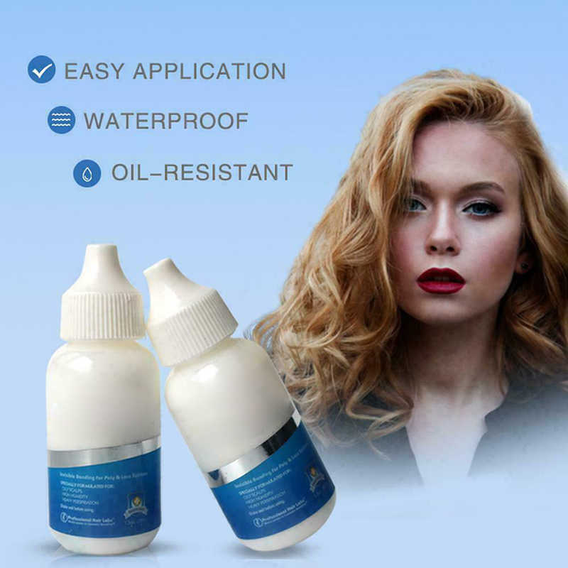 Lace Wig Cap Toupee Adhesive Glue Hair Replacement Adhesive Extra Moisture Control OR88