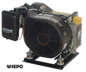 Image 3 - WSE7000A 7KW 48/60/72V AutoStart/Stop Autochoke/przepustnicy gazu DC ładowania baterii Inveter Generator stosowane dla E Bike/E trójkołowy