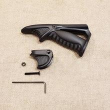 PTK нейлоновая ручка переносная треугольная PTK нейлоновая ручка FBA ручка Передняя рукоятка водяной пистолет Треугольный Кронштейн нейлоновая Передняя рукоятка