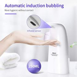 non-contact automatic induction hand sanitizer dispenser suitable for home, office, school, hospital, hotel