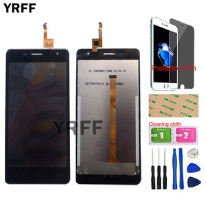 Image 1 - Touch Screen LCD Display For Oukitel K4000 Pro LCD Display Touch Screen Digitizer Panel Glass Lcd Repair Tools Protector Film
