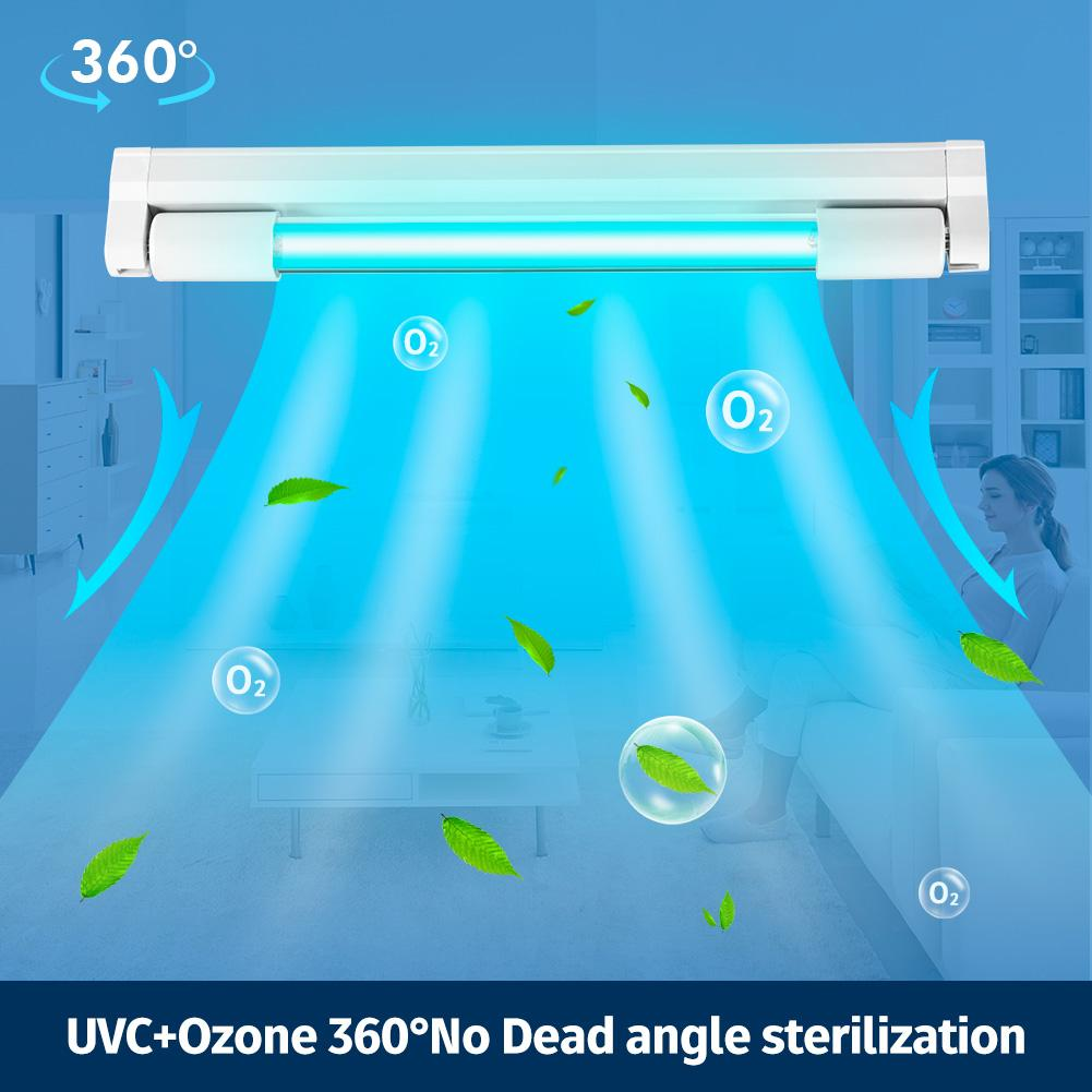 8W UV Sterilization Lamp T5 G5 Light Type Air Purifier Tube UV Ozone Germicidal Lamp Bulb 110V / 220V
