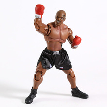 Boxing Champion Mike Tyson Final Round Storm Collectibles PVC Action Figure Collectible Model Toy