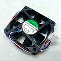 1 шт. оригинальный Sunon 12V 0 59 W бесшумный вентилятор 6015 60 мм 60*60*15 мм EC60151B3-Q00U-Q99 4-контактный pwm осевой вентилятор
