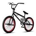 Велосипед BMX Fancy street Stunt Акробатический подростковый велосипед Детский велосипед 20 дюймов bmx bike bmx freestyle красный / фиолетовый велосипед