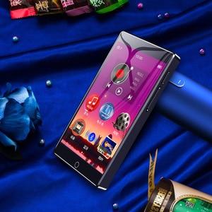 Image 5 - RUIZU H1 4 inç Dokunmatik Ekran Bluetooth 5.0 MP3 Oynatıcı Dahili Hoparlör Desteği FM Radyo Kayıt Video E kitap