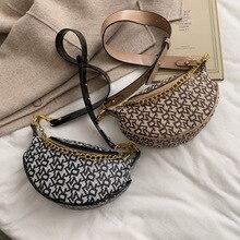 Luxury Brand Designer Leather Shoulder Bags for Women Handbags 2020 Crossbody Pack Women Bag Designer Chest Bags Waist Pack