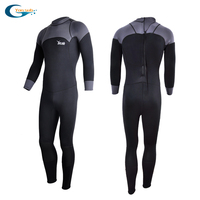 YONSUB Neoprene 3mm Wetsuit Long & Short sleeves Diving Suit Men Close Body Spearfishing Scuba Dive Surfing Snorkeling Swimsuit