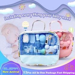 Elera Baby Gezondheidszorg Thermometer Neus Cleaner Veiligheid Gereedschappen Voor Pasgeboren Hygiëne Kit Grooming Set Nail Tondeuse Schaar Kam