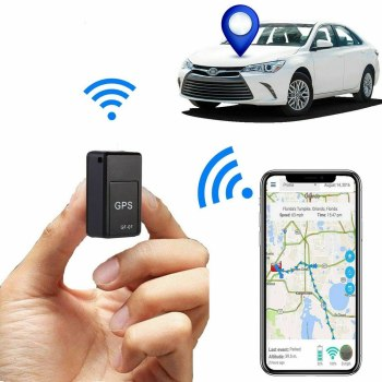 GF07 Mini GPS Tracker Car Long Standby Magnetic Tracking Location Device Anti-theft Tracker 4G Voice Control Tracking Device image