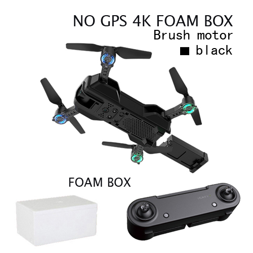 OTPRO AIR1 GPS Drone with 4K 1080P HD Camera 5G Wifi RC Quadcopter Optical Flow Positioning Foldable Mini Drone VS k20 RC DRON