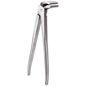 Image 4 - האף מעוקל פלייר בעבודת יד Diy עור כלים עור תיק ביצוע פלייר כסף תיק פלייר
