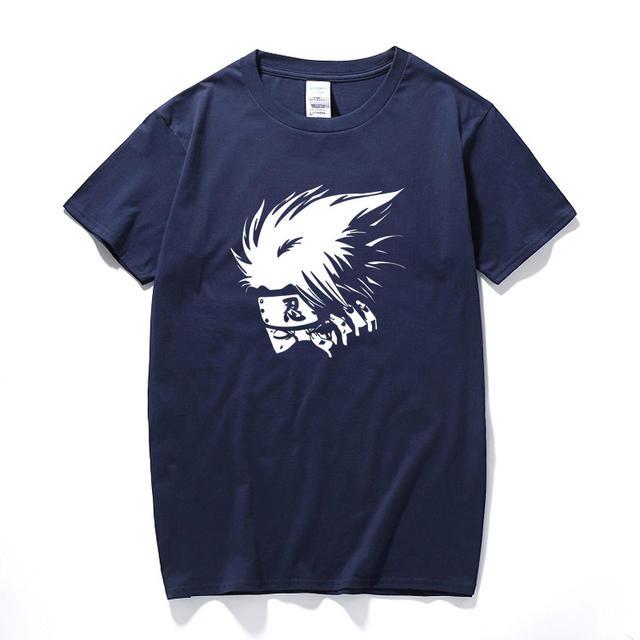KAKASHI THEMED T-SHIRT (12 VARIAN)